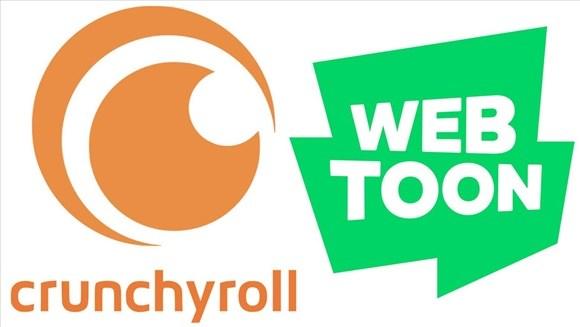 crunchyroll ve webtoon ortaklığı